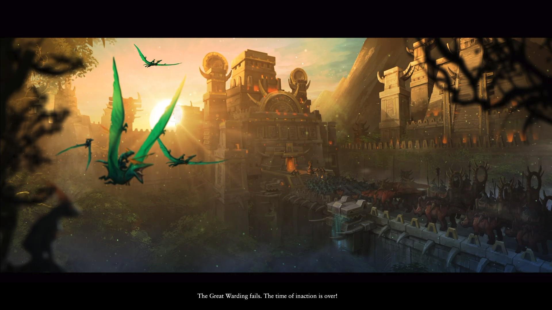Dominions 5 rule, Total War: Warhammer II drools - Barrel Drill