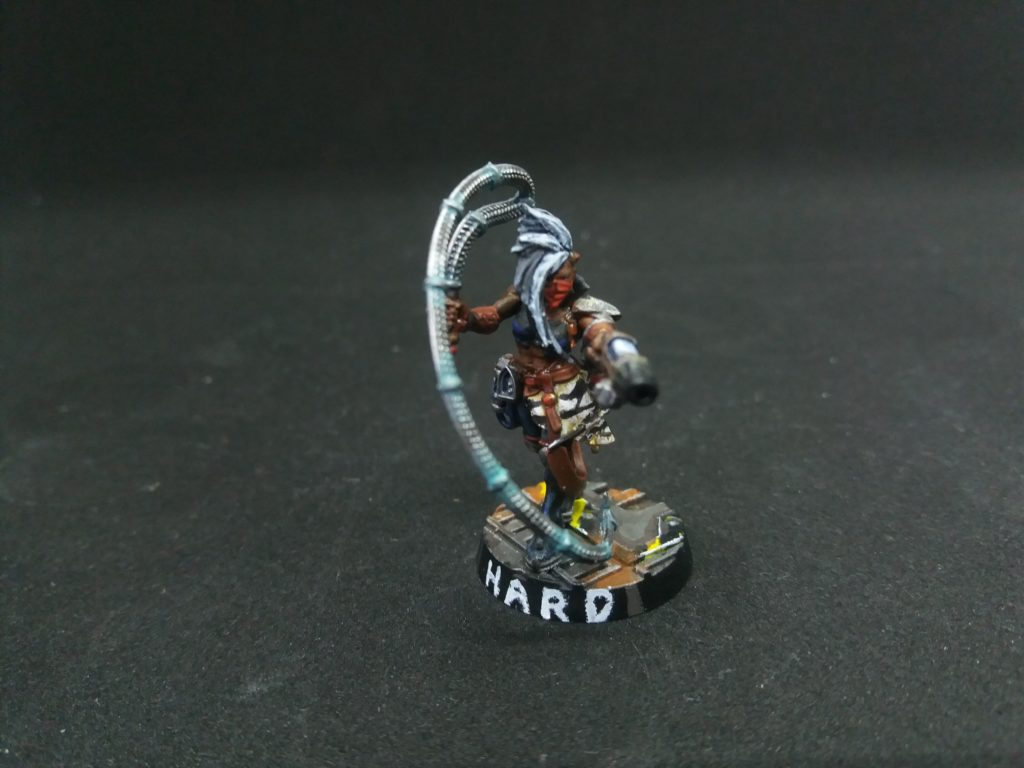 Necromunda Escher champion
