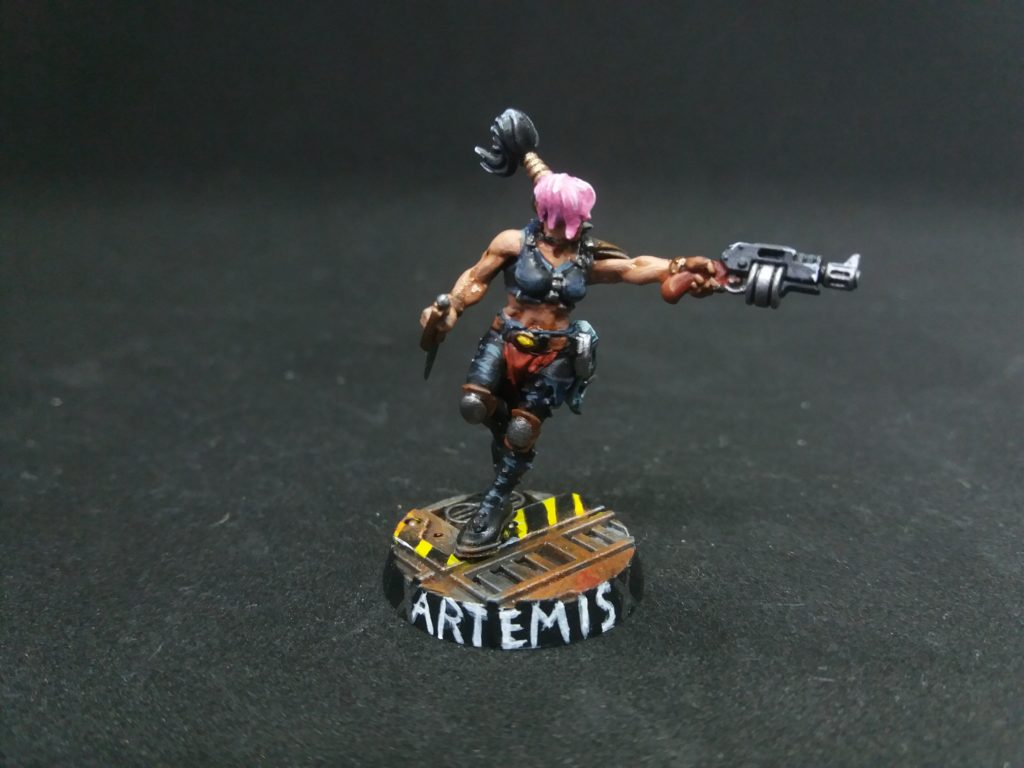 Artemis, Escher ganger