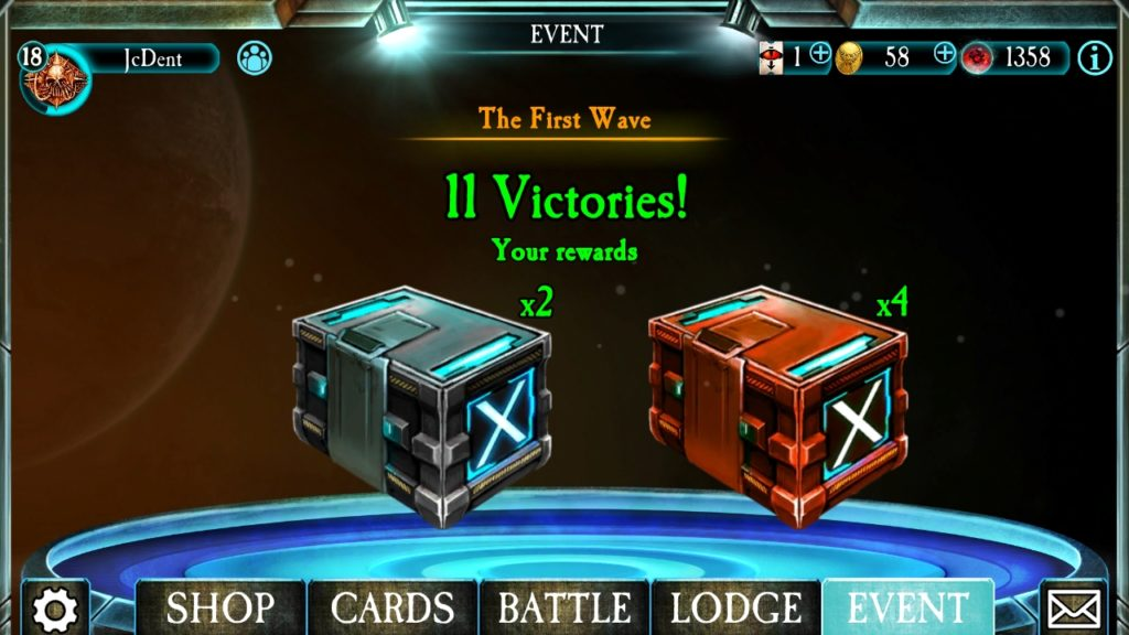 Horus Heresy: Legions - Grim Dark Boxes