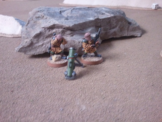 Chain of Command Tallarn