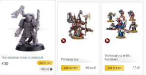 When Forge World Prices Make Games Workshop Look Sane
