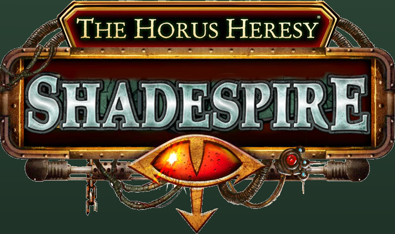 Horus Heresy Shadespire The Logo