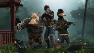 Mutant Year Zero: Road to Eden Review | Oink, Stalker