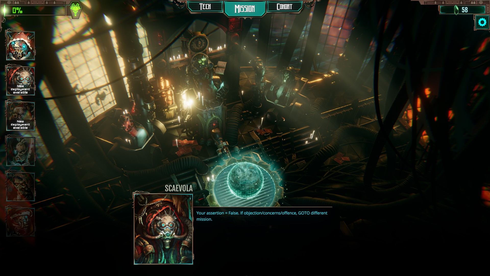 Warhammer 40 000 Mechanicus Review In The Future There Will Be