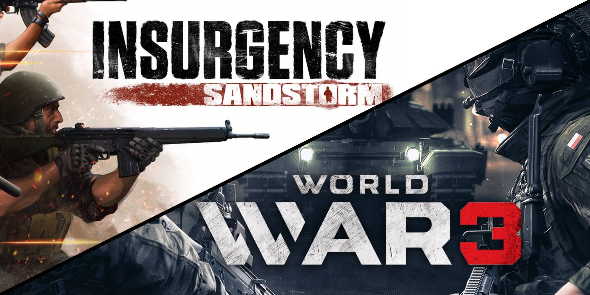 Insurgency: Sandstorm vs. World War 3