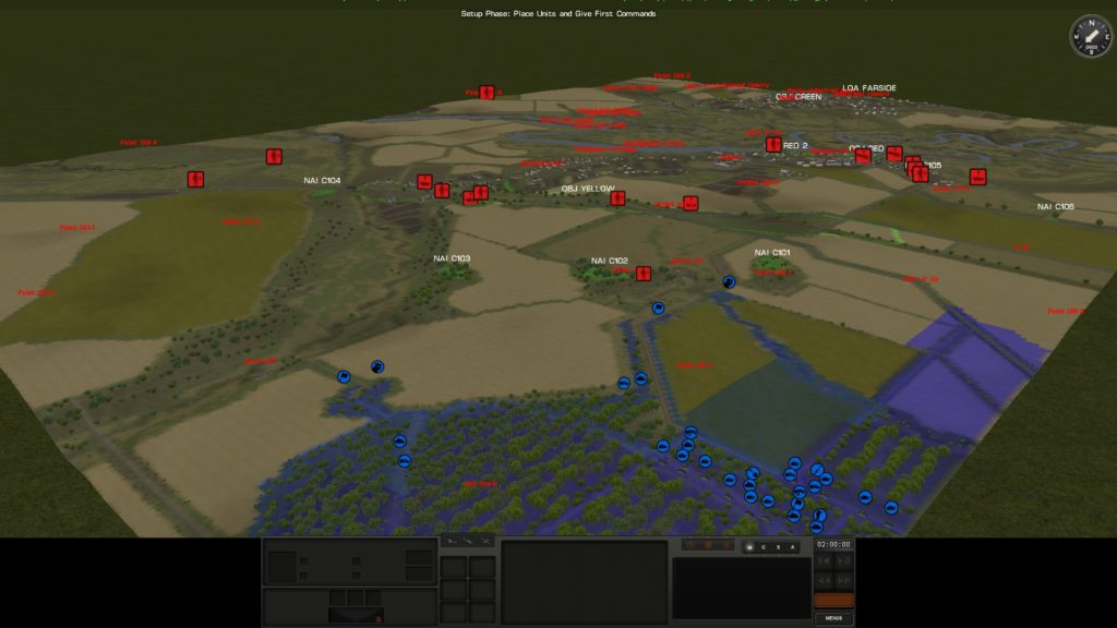 Combat Mission: Black Sea: try commanding all of these dudes at once