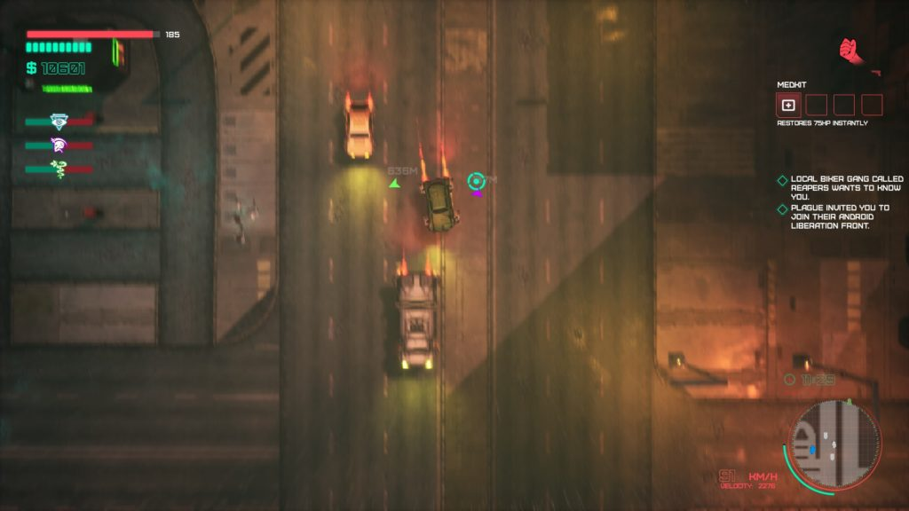 Glitchpunk demo review