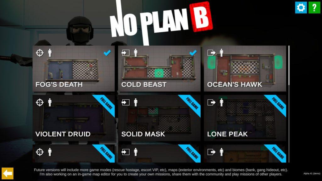 No Plan B demo review