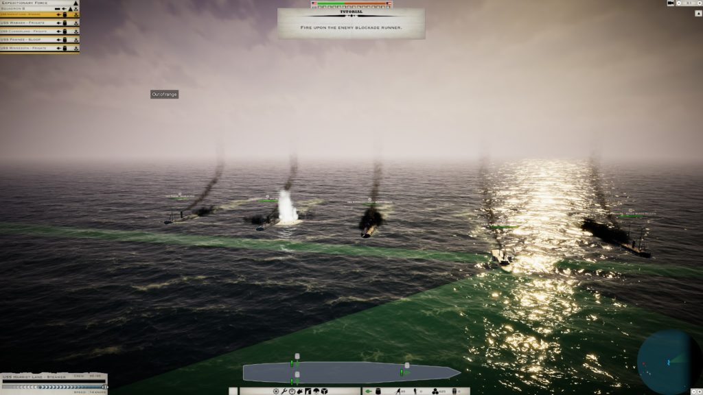 Victory at Sea Ironclad demo review