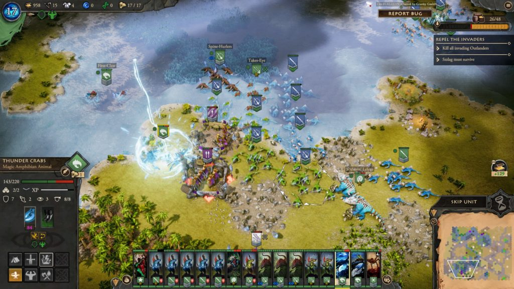 Fantasy General 2 Evolution DLC review