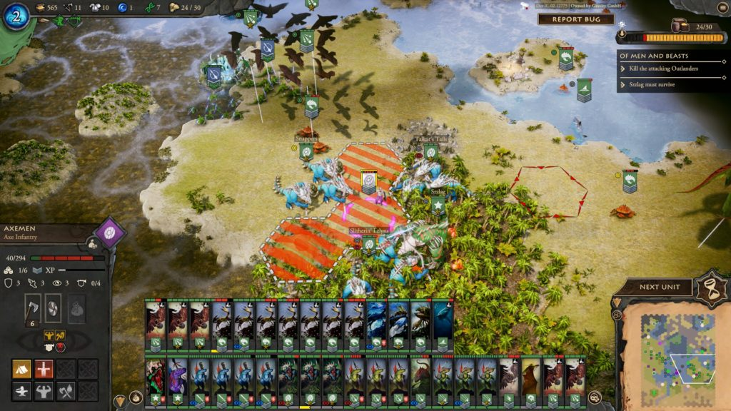 Fantasy General 2 Evolution DLC