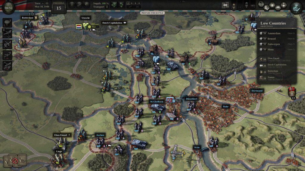Unity of Command 2 Blitzkrieg DLC review