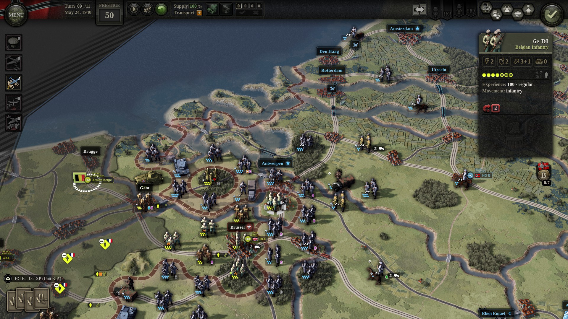 Unity of Command 2 Blitzkrieg DLC review