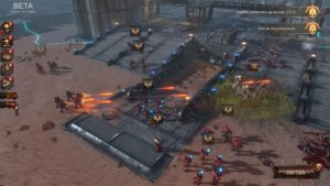 Warhammer 40,000: Battlesector | Preview in 7 Screenshots